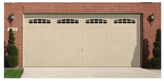 Model 8000, 8100 & 8200 Wayne Dalton Steel Garage Door
