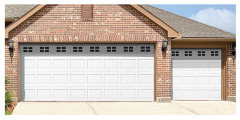 Model 8024-8224 PO Wayne Dalton Steel Garage Door