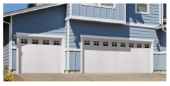 Model 8700 Wayne Dalton Vinyl Garage Door