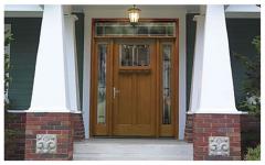 Classic-Craft American Fiberglass Entry Door