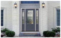 Profiles Steel Entry Door