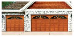 300 Series Wayne Dalton Wood Garage Door