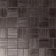 Lava Silver Metal Tile