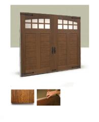Canyon Ridge Ultra Grain Series Clopay Garage Door