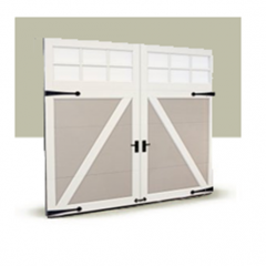 Coachman Collection Clopay Garage Door