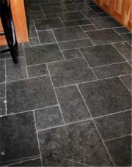 Belgium Bluestone Kitchen Floor Tile