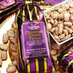 Cinnamon Glazed Pecans 24/10 Oz Packages Per Box