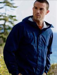 Eddie Bauer Technical Rain Shell Jacket