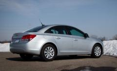 Chevrolet Cruze LS Car