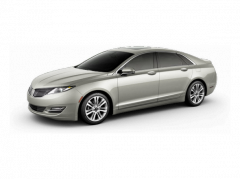 Lincoln MKZ 2.0L EcoBoost™ - FWD Car