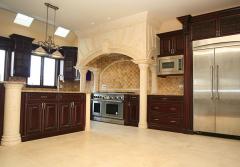 Kitchen Stone Hood (Grado)