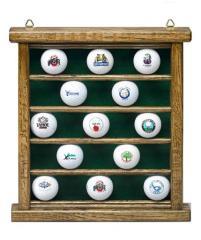 25 Golf Ball Display Case Rack