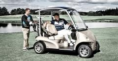 The Garia Golf Car
