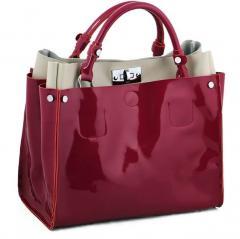 Fahino Messenger Bag Gusti Genuine Leather Case Shoulder Bag