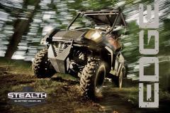 Stealth Edge Hybrid 4x4 Vehicle