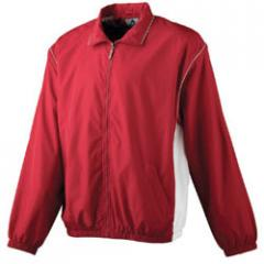 Augusta Adult Micro Poly Full Zip Jacket