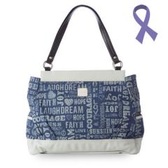Hope (Blue) Prima Bag