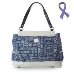 Hope (Blue) Prima Bag