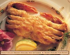 Domestic Raw Soft Crabs
