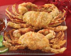 Tempura Soft Crabs