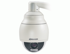 520 TVL Outdoor PTZ with Wide Dynamic Range and