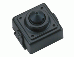 550 TVL Discreet Metal Case Color Camera, Super