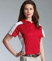 Women's Micropique Wicking Polo