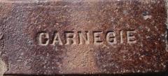 Carnegie Enameled face brick