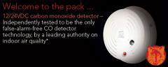 Conventional Carbon Monoxide Detector