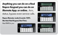 Gemini Virtual Keypad
