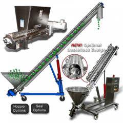 Split-Tube Screw Conveyors