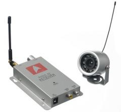 Night Vision Wireless Weatherproof Security CCTV