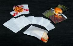 Sandwich And French Fry Bags