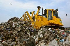 TD-15M LA Extra Landfill Crawler Dozer
