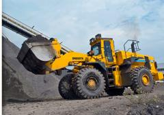 555C Extra Wheel Loader