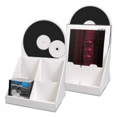 Countertop CD/LP/DVD Displays