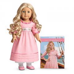 Caroline Doll & Book