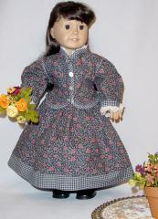 Early American Prairie Dress