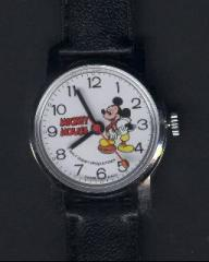 Mickey Mouse Football Watch