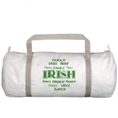Celtic Irish Dance Gym Bag