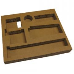 Die-Cut Corrugated Protective Packaging