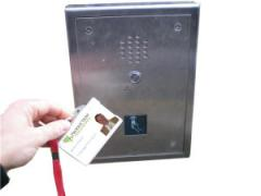 Card-Based Entry System