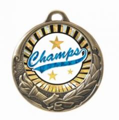 """Champs"" Medal - 2-3/4"""