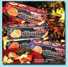Courtney's Water Crackers