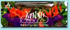 Lavosh-Hawaii® Rosemary & Garlic Crackers