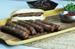 KosherBoeries Beef Sausages - Classic Beef (7 pcs.