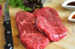 Petite Shoulder Fillet Steaks (2 x +/- 5 oz.)