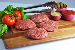 Grillers Pride Gourmet Beef Patties (4x6 oz.) NOT