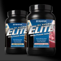 All Natural Elite Whey Protein - 2 lb