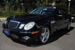 2009 Mercedes-Benz E-Class E350 4MATIC Luxury